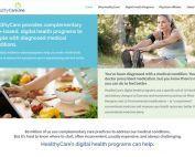 HealthyCare Website